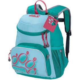 Jack Wolfskin Little Joe Backpack Children pink/turquoise